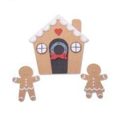 Fustella Sizzix Bigz PLUS - Gingerbread House