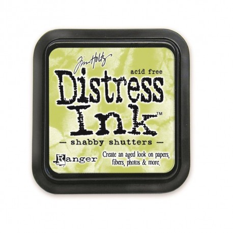 Tampone distress - Shabby Shutters