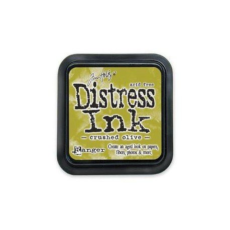 Tampone distress - Crushed Olive