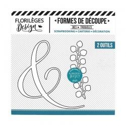 Fustella Florileges - FINE ESPERLUETTE