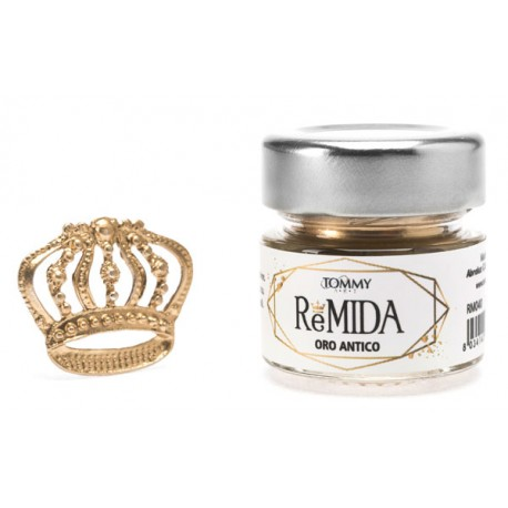 ORO ANTICO - RE MIDA- Tommy Art