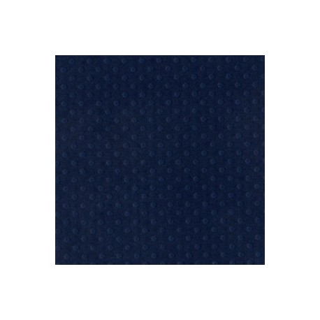 Cartoncino bazzill dots - Deep blue