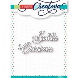 Fustella La Coppia Creativa Santa Cresima