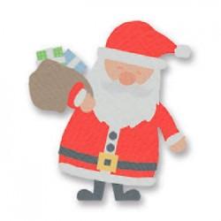 Fustella Sizzix Bigz - Babbo Natale e Regali