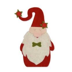 Fustella Sizzix Bigz - Christmas Gnome