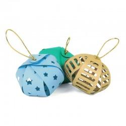 Fustella Sizzix Bigz - 3-D Ball