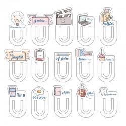 Artemio - Clips cartone collezione So Cute