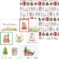 "PIATEK13 - Christmas Treats 05 - 12""x12"""