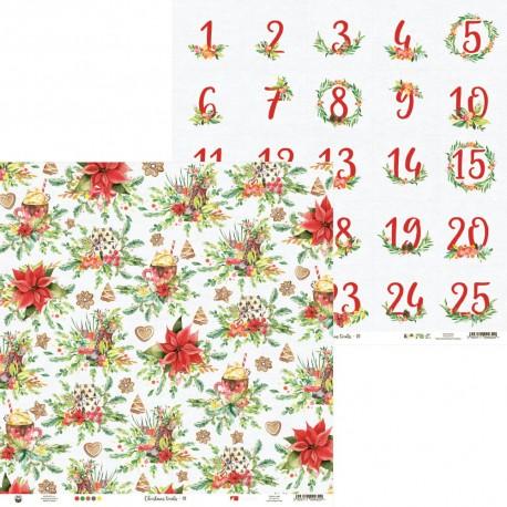 "PIATEK13 - Christmas Treats 01 - 12""x12"""