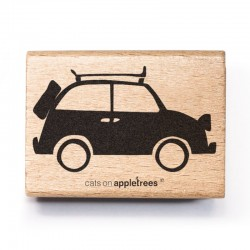 Cats on appletrees - Timbro Legno - Car - 2546