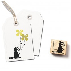 Cats on appletrees - Timbro Legno - Racoon Mats - 2423