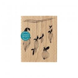 Florileges Design - Timbro Legno - Boutons Suspendus
