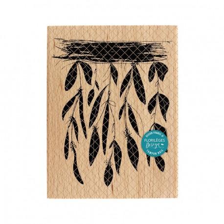 Florileges Design - Timbro Legno - Albero di Natale