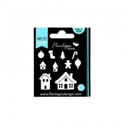 Florileges Design - Fustella - Petits Chalets