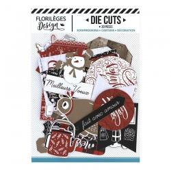 Florileges Design - Dies Cuts - Christmas Cocooning