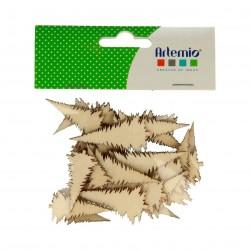Artemio - Abbellimenti in legno - Albero