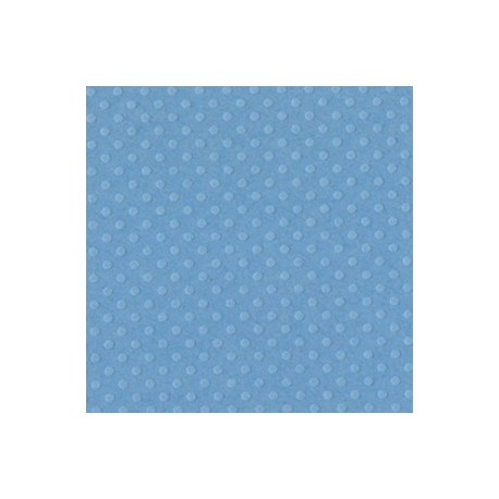 Cartoncino bazzill dots - Poolside