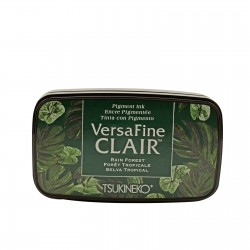 Versafine Clair - Tampone - Rain Forest