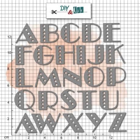 DIY & Cie - Fustella - Alphabet Music Hall