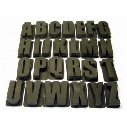 La bottega delle idee - Stampo - Alfabeto