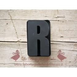 La bottega delle idee - Stampo - Lettera R