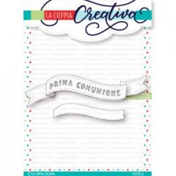 La Coppia Creativa - Fustella - Prima Comunione Banner