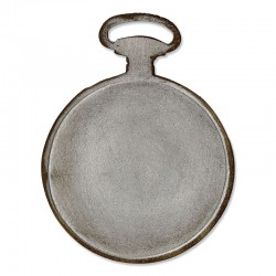 Fustella Sizzix Bigz T.Holtz - Pocket Watch Frame