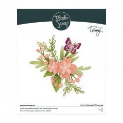 ModaScrap- Fustella - Bouquet di Primavera