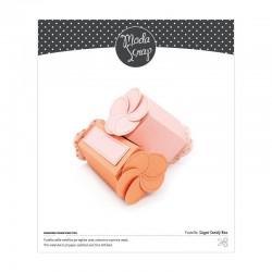 ModaScrap- Fustella - Sugar Candy Box