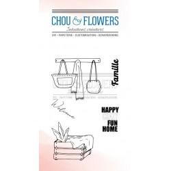 Chou & Flowers - Timbri Clear - Hall d'Entrée