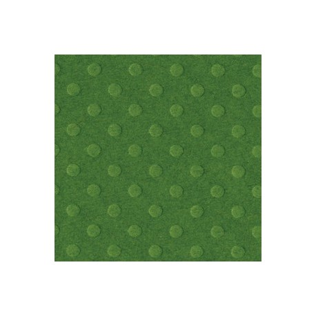 Cartoncino bazzill dots - Greenbriar