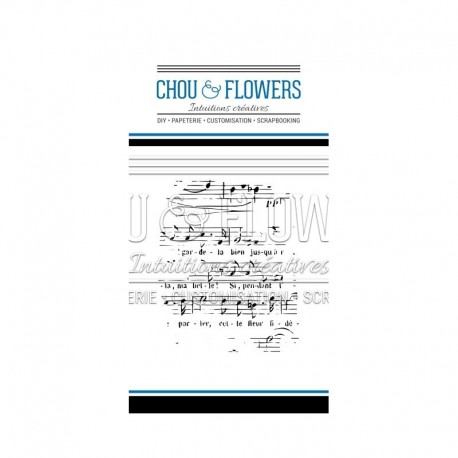 Chou & Flowers - Timbri Clear - Musique