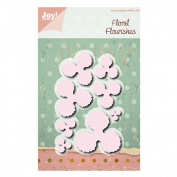 Joy Craft - Fustella - Flowers