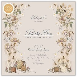 "Craft Consortium - Kit Tell the Bees - 6""x6"""