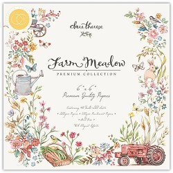 "Craft Consortium - Kit Farm Meadow - 12""x12"""