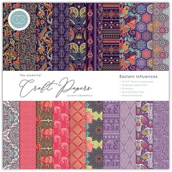 "Craft Consortium - Kit Eastern Influences - 12""x12"""