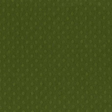 Cartoncino bazzill dots - Clover leaf