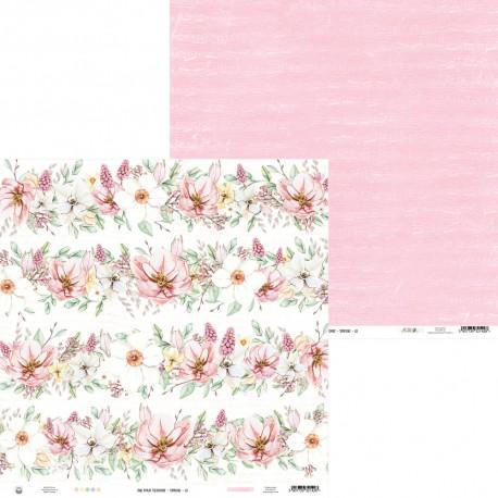 "PIATEK13 - The Four Seasons - Spring 02 - 12""x12"""