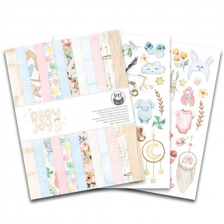 "PIATEK13 -  Paper Pad - Baby Joy 6""x8"""