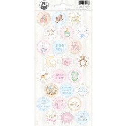 PIATEK13 - Sticker sheet -  Baby Joy 03