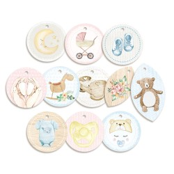 PIATEK13 - Tags - Baby Joy 01