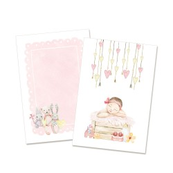 PIATEK13 - Set of cards - Baby Joy