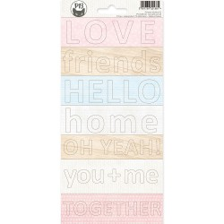 PIATEK13 - Phrase Sticker sheet -  Baby Joy 02