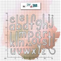 DIY and Cie - Fustella - Alphabet Classique