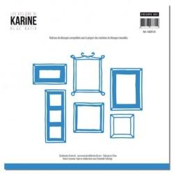 Les Ateliers de Karine - Fustella - Encadre moi