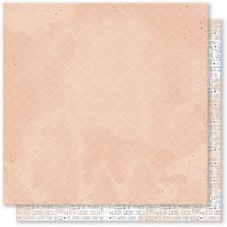 """Mes Ptits Ciseaux - Carta Plume 3 - 12x12"""""""