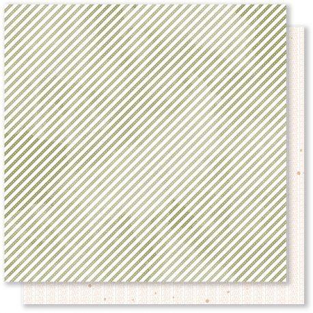 """Mes Ptits Ciseaux - Carta Plume 4 - 12x12"""""""