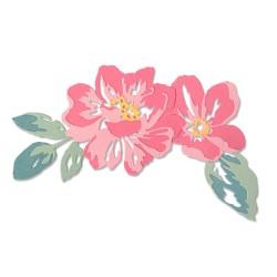 Sizzix - Fustella Thinlits - Floral Layers