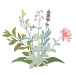 Sizzix - Fustella - Spring Stems
