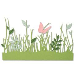 Sizzix - Fustella - Springtime Borders